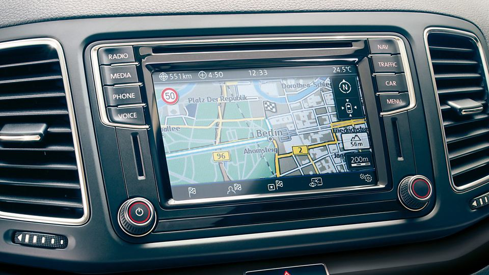 vw-sharan-navigation